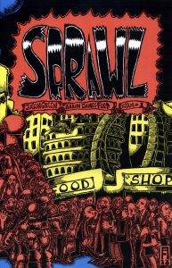 "Cover of ""Sprawl #1"""